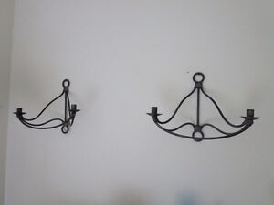 wall sconce candle holders Windsor Region Ontario image 1