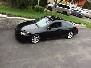 2004 Honda Accord Coupe exl Coupe (2 door)
