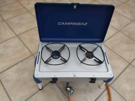 Camping gaz cooker