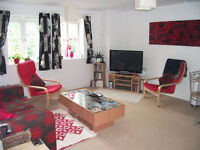 Large Double Room Available in Modern 2 Bed Flat