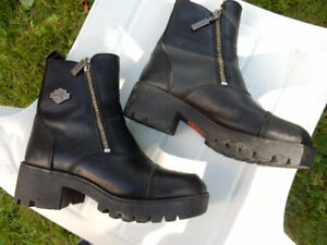 SIZE 5 Harley Davidson leather boots