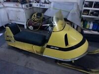 I have a 1970 Ski-doo Olympic for sale