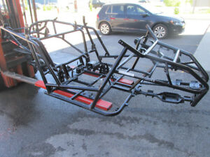 FRAME CHASSIS ARCTIC CAT WILDCAT 1000 X LIMITED 2014
