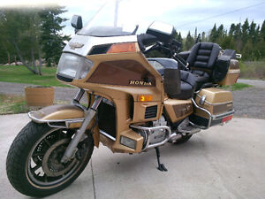 Goldwing limited edition