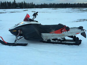 2007 Skidoo Summit X 800