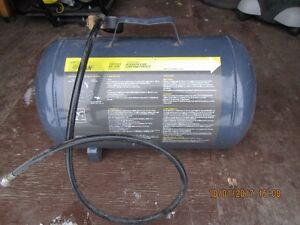 Réservoir à air comprimé portatif 7 Gallons