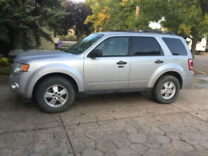 2010 FORD ESCAPE XLT V6 4WD