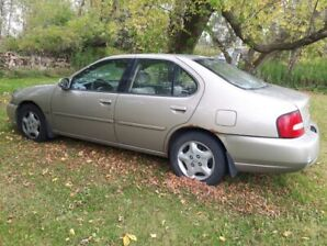 2001 Nissan Altima Only 177K