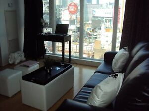 Dundas Square Downtown 1 bedroom Condo - Available June 1, 2017