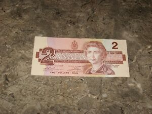 old $2 bill