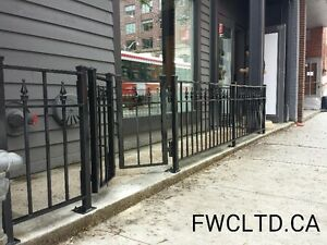 Custom Metal Railing, Gates,Install, Repair, Mobile Welding London Ontario image 2