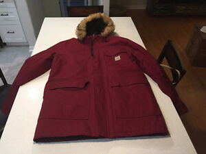Coat / Parka / Jacket - Carhartt WIP -  Excellent Condition