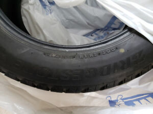 winter tires - BRIDGESTONE BLIZZAK