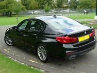 BMW 5 SERIES 520D M SPORT 2017/17