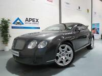 2008/58 Bentley Continental GT 6.0 Auto + Mulliner Driving Spec +