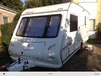 2006 Elddis's Odyssey 482 2 berth caravan