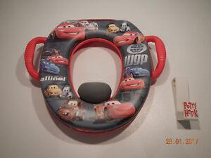 Siège ou banc de toilette Flash McQueen (Lightning McQueen)