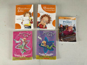 5 KIDS EARLY READER BOOKS