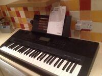Casio CTK 7000 electronic keyboard
