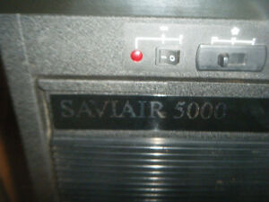 SAVIAIR 5000 AIR PURIFIER