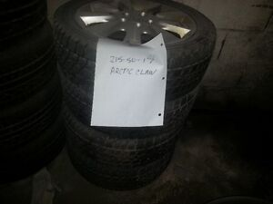 several sets of rims and tires for sale London Ontario image 1