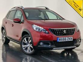 image for 2016 66 PEUGEOT 2008 ALLURE APPLE CARPLAY PARKING SENSORS SERVICE HISTORY