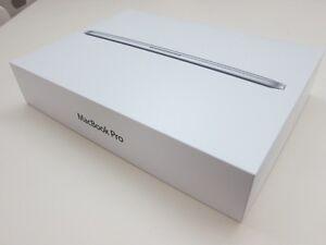 "2015 MacBook Pro (13""/256GB) New & Sealed in box"