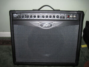 MINT PEAVEY VALVEKING  50 WATT  ALL TUBE COMBO.