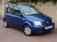 FINANCE AVAILABLE!! 2006 FIAT PANDA 1.2 DYNAMIC 5dr AUTO, ONLY 50000 MILES,