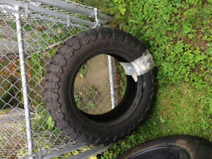 Open country truck tire for sale