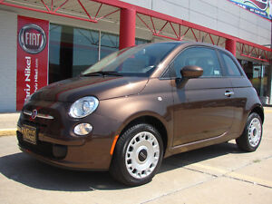 2012 Fiat 500 Coupe (2 door)