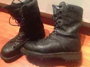 Gore Tex Waterproof Leather Military Boots Women's size 8 St. John's Newfoundland image 1