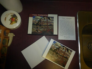 Tom Thomson Boxed Notecards with envelopes