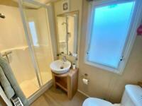 HUGE STATIC CARAVAN FOR SALE WITH FULL WRAP DECKING