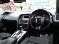 2008 AUDI Q7 Tdi Quattro S Line 3 Auto