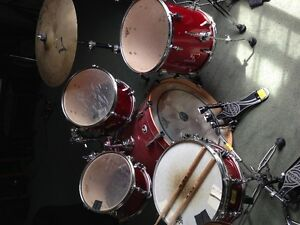 Sonor Force 3007 MAPLE touring musician drum kit