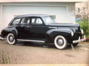 1940 Chrysler Royal