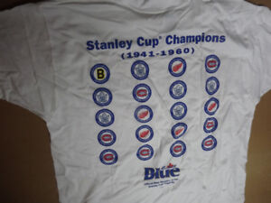 """FS: 2000-01 Labatts Blue (Go Cup Crazy) """"Stanley Cup 1941-1960"""""""