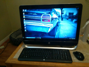 Like New HP Pavilion 23 All In One PC!