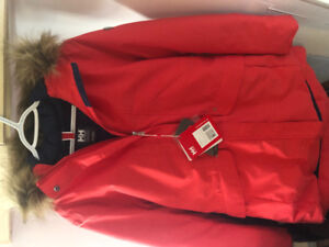 Helly Hansen women's large jacket never worn with tags