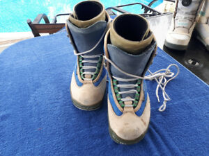 Snow Board Boots - Size 7