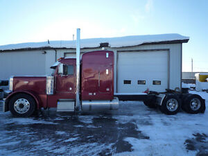 2003 Peterbilt 379 with rebuilt CAT.