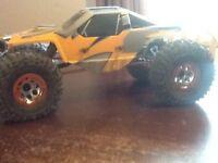 Axial AX10 RC Rock Crawler