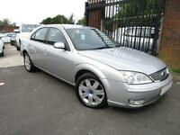 2006 Ford Mondeo 2.0 TDCi SIV Ghia X 5dr 1 OWNER EX POLICE UNDER COVER CID CAR