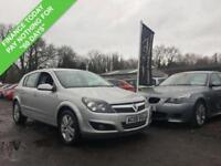 2008 08 VAUXHALL ASTRA 1.6 SXI 5DR 115 BHP