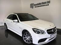 2013 Mercedes-Benz E63 AMG 5.5 [557bhp] **66K Full Mercedes History** Nice spec