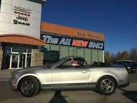 2012 Ford Mustang V6 CONVERTIBLE, LOCAL TRADE, BLUETOOTH