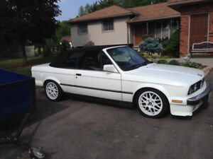 For sale 1987. 325I convertible for sale