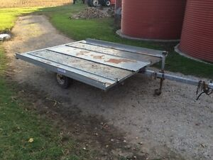 Sled trailer forsale Stratford Kitchener Area image 2
