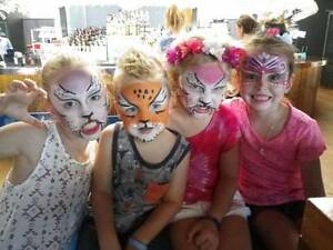 Party Entertainment - Face Painting and Balloon Twisting Deception Bay Caboolture Area Preview